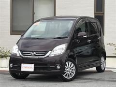 沖縄の中古車 ダイハツ ムーヴ 車両価格 45万円 リ済別 平成21年 6.0万K ワイン