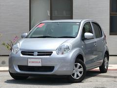沖縄の中古車 トヨタ パッソ 車両価格 68万円 リ済込 平成25年 3.0万K シルバー