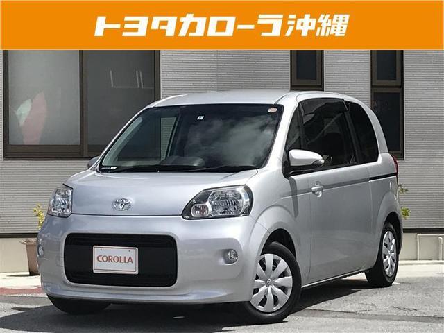 沖縄の中古車 トヨタ ポルテ 車両価格 78万円 リ済別 平成25年 6.3万km シルバー