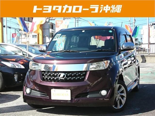 沖縄の中古車 トヨタ bB 車両価格 80万円 リ済別 2012(平成24)年 5.8万km パープル