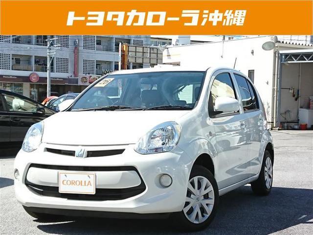 沖縄の中古車 トヨタ パッソ 車両価格 94万円 リ済別 2014(平成26)年 2.9万km パールマイカ