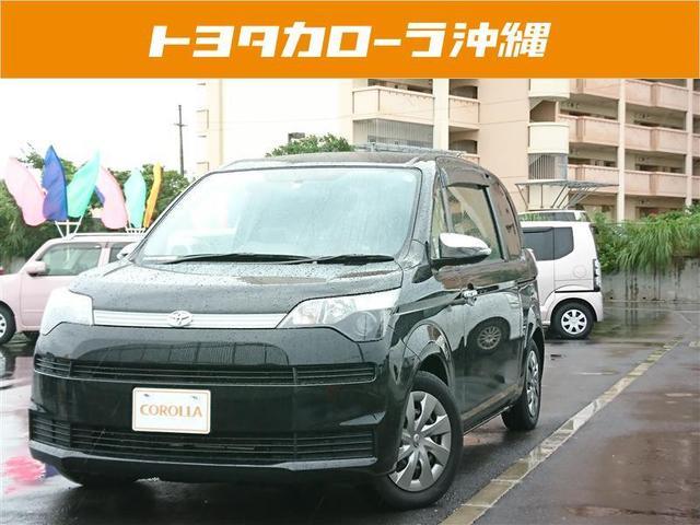 沖縄の中古車 トヨタ スペイド 車両価格 89.6万円 リ済別 2014(平成26)年 6.3万km ブラックマイカ