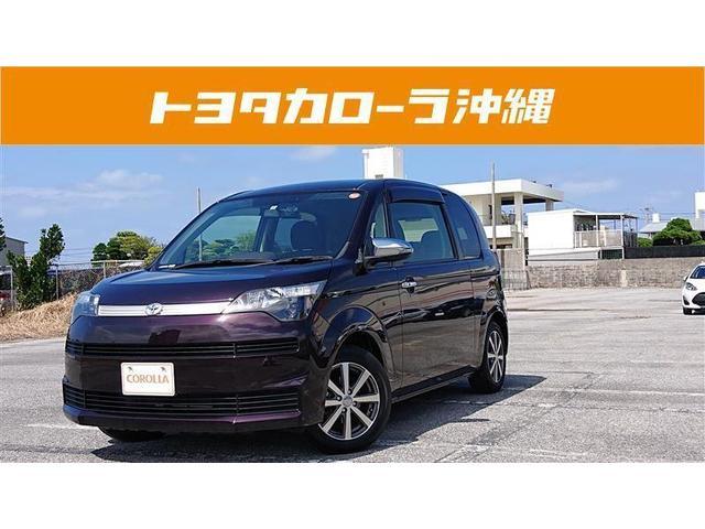 沖縄の中古車 トヨタ スペイド 車両価格 112万円 リ済別 2014(平成26)年 4.1万km パープル