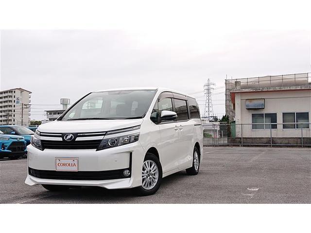 沖縄県の中古車ならヴォクシー V