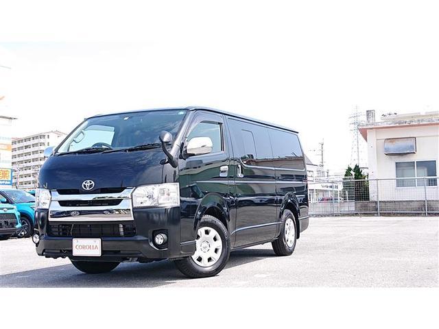 沖縄県の中古車ならハイエースバン スーパーGL