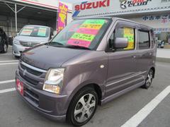 沖縄の中古車 スズキ ワゴンR 車両価格 43万円 リ済込 平成20年 8.6万K ジュエルパープルパールメタリック