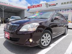 沖縄の中古車 トヨタ プレミオ 車両価格 79万円 リ済込 平成20年 7.8万K ブラキッシュレッドマイカ