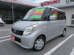 沖縄の中古車 日産 ルークス 車両価格 53万円 リ済込 平成23年 9.2万K シルキーシルバーM