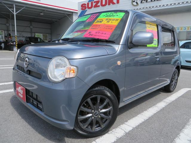 沖縄県の中古車ならミラココア ココアX ナビTV 社外14インチAW キーフリーシステム