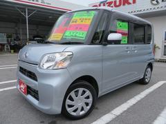 タントL SAIII スマアシ自動ブレーキ搭載 新車保証継承付き