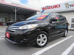 沖縄の中古車 日産 ラフェスタ 車両価格 78万円 リ済込 平成23年 7.4万K スパークリングブラックP