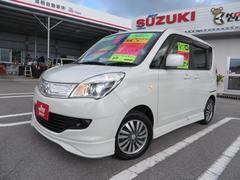 沖縄の中古車 三菱 デリカD:2 車両価格 75万円 リ済込 平成23年 6.5万K パールホワイト