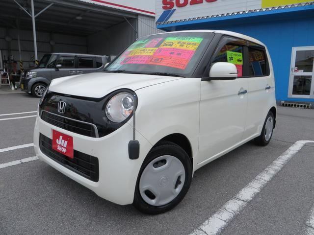 沖縄の中古車 ホンダ N-ONE 車両価格 86万円 リ済込 平成25年 1.8万km パールホワイト