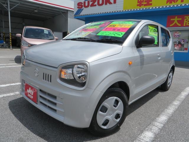 沖縄県島尻郡南風原町の中古車ならアルト L エネチャージ Ecoアイドル付き 新車保証継承付き