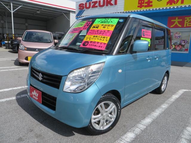 沖縄県の中古車ならパレット X モニター付CD バックカメラ 新品タイヤ4本付き