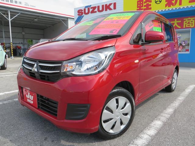 沖縄県の中古車ならeKワゴン E ナビTV付き ドライブレコーダー搭載 新品タイヤ4本付き
