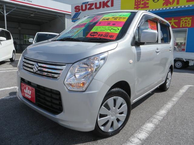 沖縄県の中古車ならワゴンR FX エネチャージ CVT Ecoアイドル キーレス