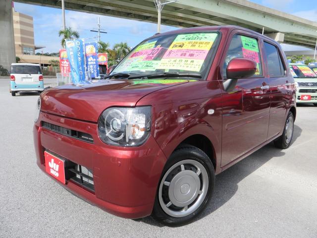 沖縄県島尻郡南風原町の中古車ならミラトコット XSAIII レーダーブレーキサポート ナビ付全方位モニター