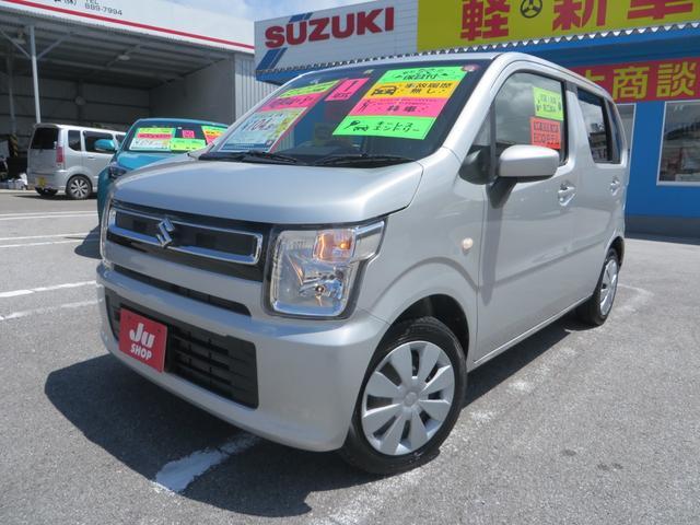 沖縄県の中古車ならワゴンR FA 電動格納ミラー キーレスエントリー 横滑り防止