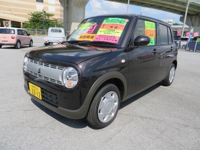 沖縄県の中古車ならアルトラパン L レーダーブレーキサポート搭載 パーキングアシスト プッシュスタート