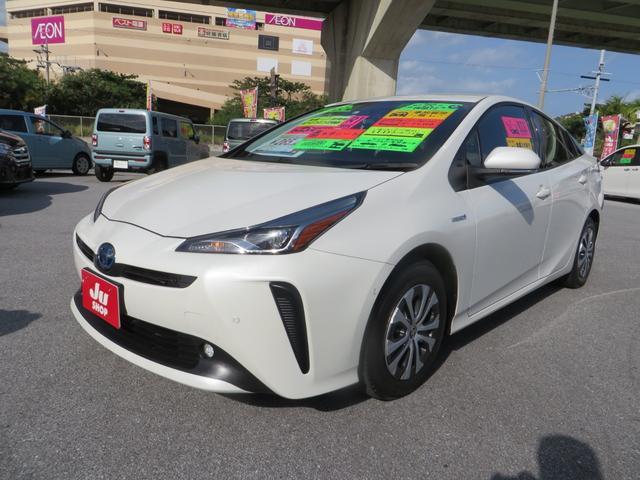 トヨタ Aプレミアム ToyotaSafetySense 駐車支援アシスト機能 LEDヘッドライト 全席本革レザーシート シートエアコン シートヒーター ナビ・フルセグTV・DVD・ブルートゥース・バックカメラ・ETC