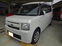 沖縄の中古車 ダイハツ ムーヴコンテ 車両価格 107万円 リ済別 平成29年 0.4万K パールホワイト3