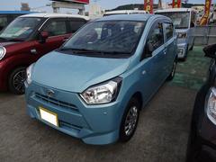 沖縄の中古車 ダイハツ ミライース 車両価格 92万円 リ済別 平成29年 189K ライトブルーM