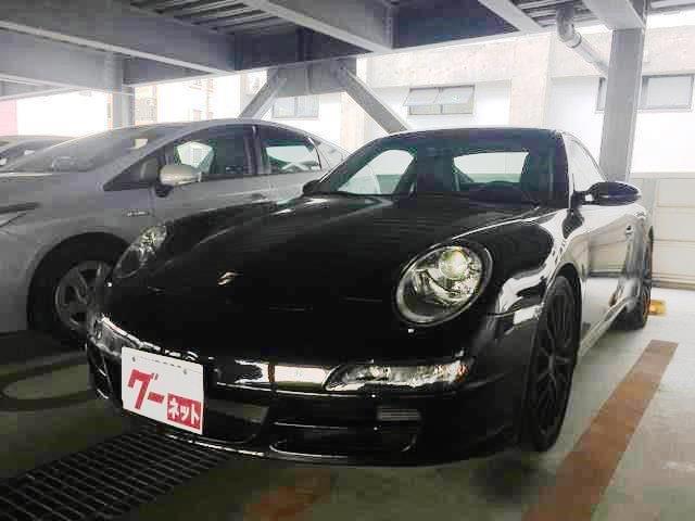 沖縄の中古車 ポルシェ ポルシェ 車両価格 440万円 リ済込 2007年 3.3万km ブラック