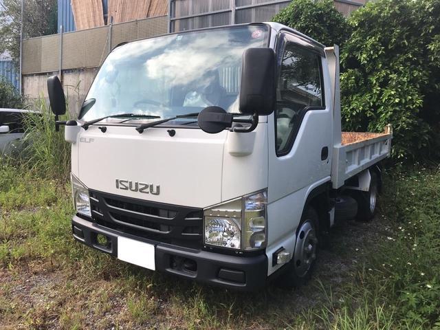沖縄の中古車 いすゞ エルフトラック 車両価格 260万円 リ済込 2016(平成28)年 1.5万km ホワイト