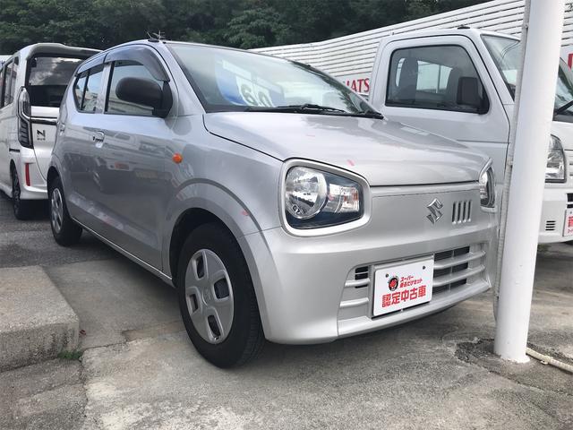 沖縄県南城市の中古車ならアルト L CD・キーレス・インパネAT・シートヒーター・ライトレベライザー