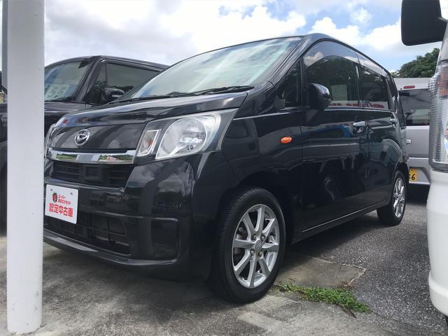 沖縄県の中古車ならムーヴ X SA 車検込み、3ヶ月保証