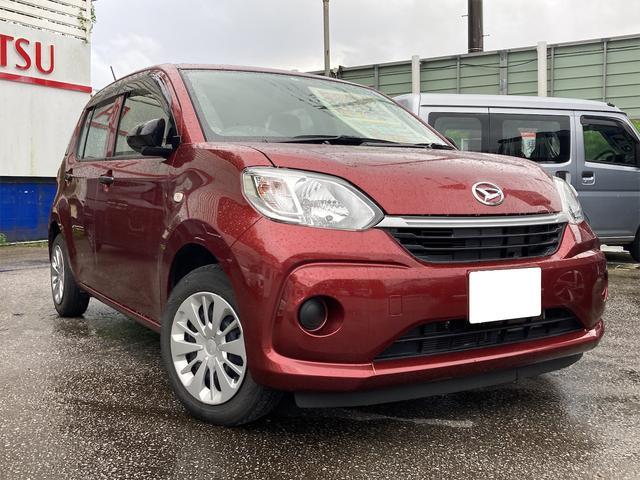 沖縄の中古車 ダイハツ ブーン 車両価格 88万円 リ済込 2019(平成31)年 1.5万km レッド