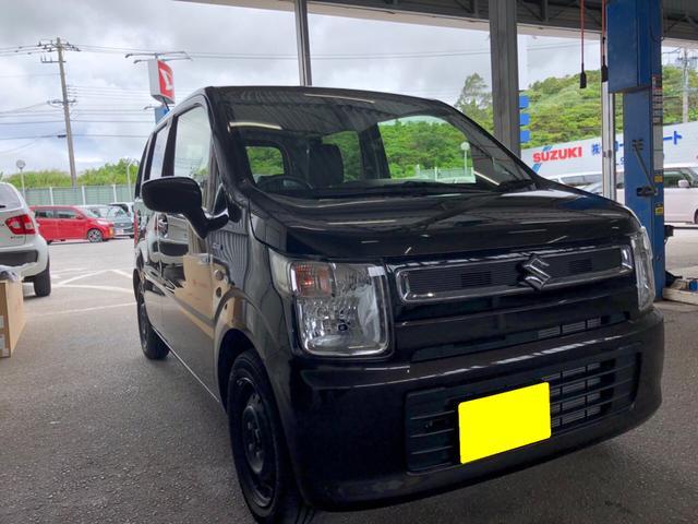 沖縄県南城市の中古車ならワゴンR ハイブリッドFX