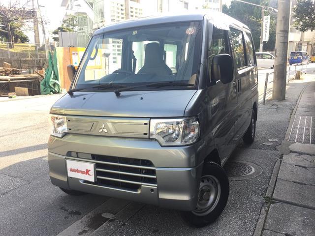 沖縄県の中古車ならミニキャブバン CD ハイルーフ