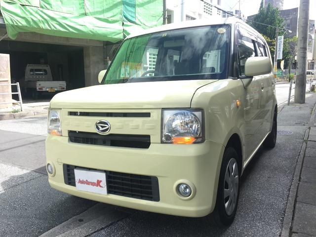 沖縄県の中古車ならムーヴコンテ G NAVI