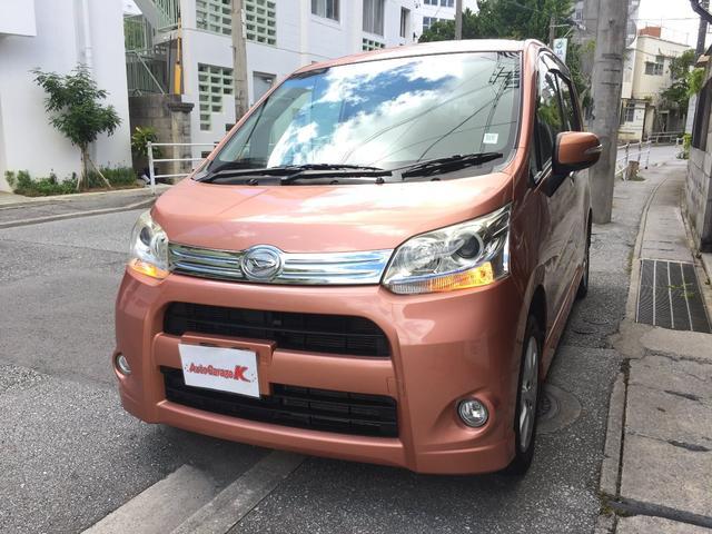 沖縄県那覇市の中古車ならムーヴ カスタム G
