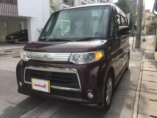 「ダイハツ」「タント」「コンパクトカー」「沖縄県」の中古車