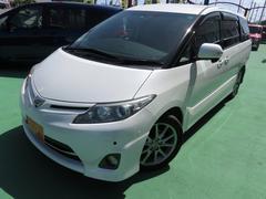 沖縄の中古車 トヨタ エスティマ 車両価格 149万円 リ済別 平成21年 5.1万K パール