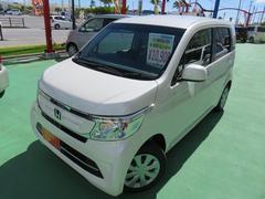 沖縄の中古車 ホンダ N−WGN 車両価格 133万円 リ済別 平成30年 4K パールホワイト