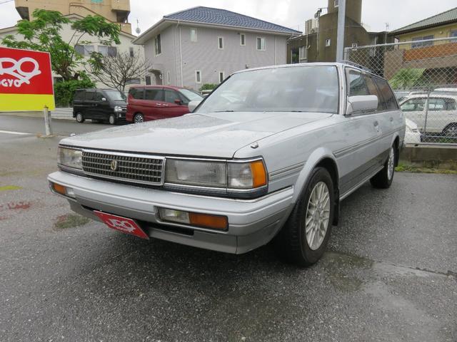 沖縄県中頭郡西原町の中古車ならマークIIワゴン LG 沖縄本島の方のみ販売可