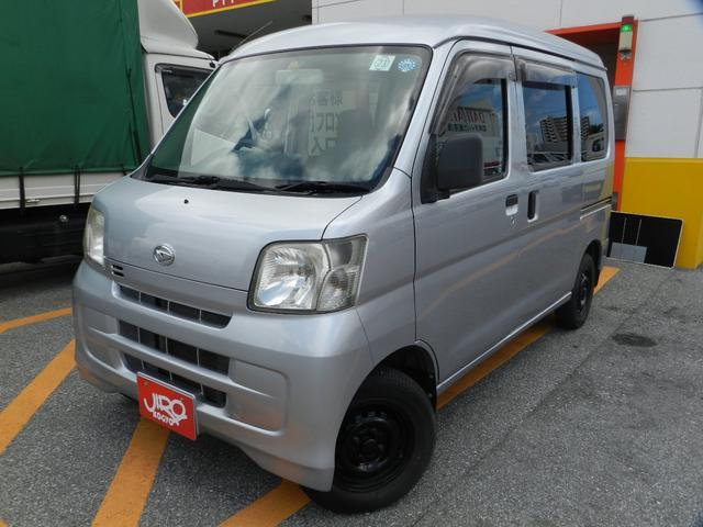 沖縄県の中古車ならハイゼットカーゴ スローパー 車イス移動車 禁煙車 ワンオーナー