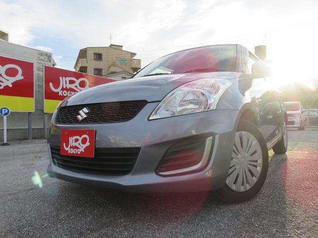 沖縄県の中古車ならスイフト XG ワンオーナー スマートキー プッシュスタート 純正オーディオ