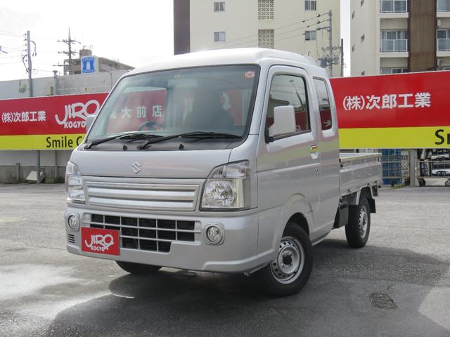 沖縄県の中古車ならスーパーキャリイ X オートマ キーレス