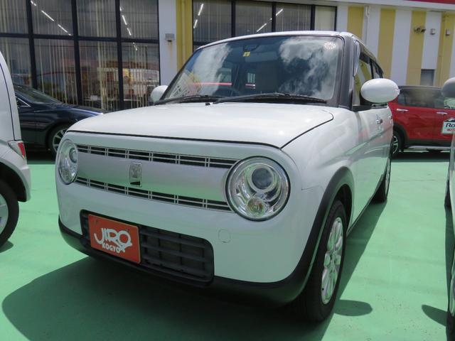 沖縄の中古車 スズキ アルトラパン 車両価格 99万円 リ済別 2016(平成28)年 3.2万km パール