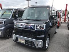 沖縄の中古車 ダイハツ ウェイク 車両価格 152万円 リ済別 平成27年 0.6万K ブラック