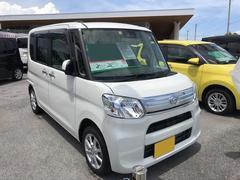 沖縄の中古車 ダイハツ タント 車両価格 152万円 リ済別 平成28年 846K パールホワイト3