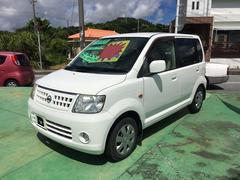 沖縄の中古車 日産 オッティ 車両価格 19万円 リ済込 平成18年 10.8万K ホワイト
