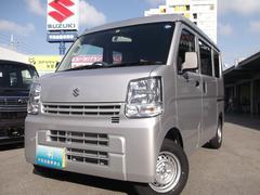 沖縄の中古車 スズキ エブリイ 車両価格 106.9万円 リ未 新車  シルキーシルバーメタリック