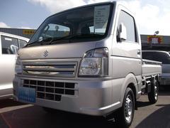 沖縄の中古車 スズキ キャリイトラック 車両価格 96.9万円 リ未 新車  シルキーシルバーメタリック