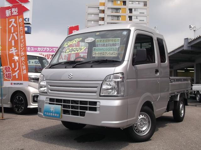 沖縄の中古車 スズキ スーパーキャリイ 車両価格 105.6万円 リ未 新車  シルキーシルバーメタリック